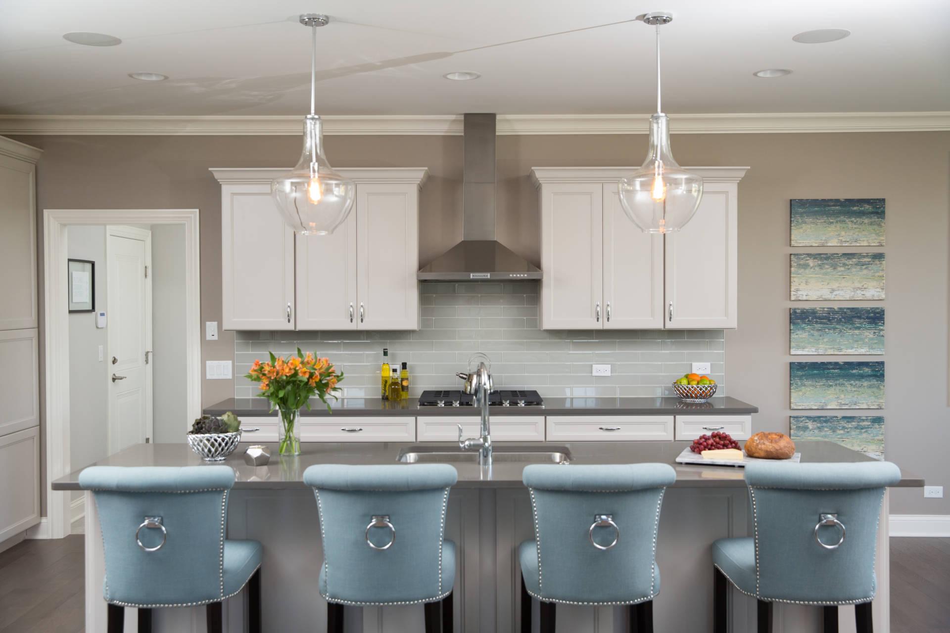 Silverton Kitchen Beechen Dill Homes