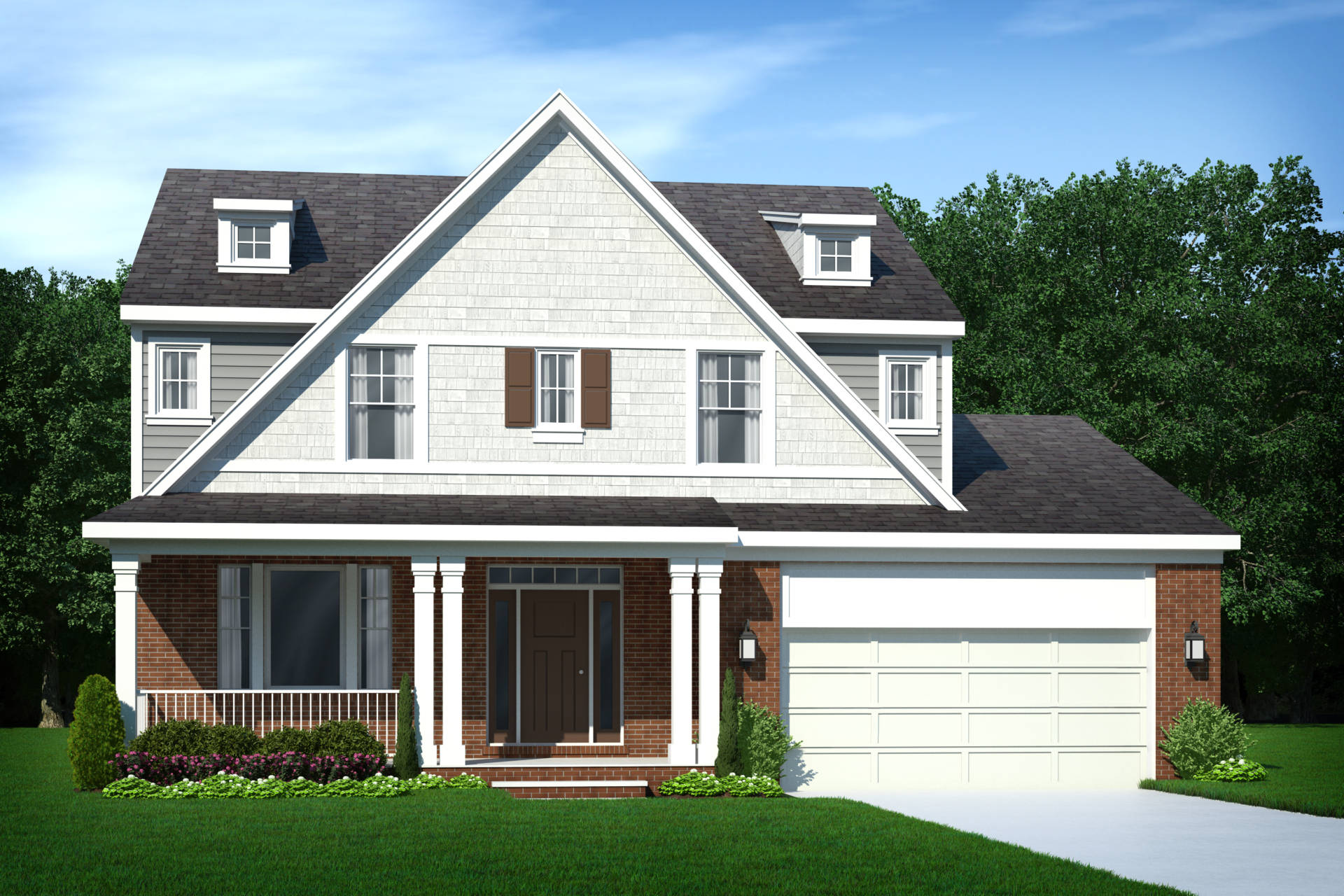 Come See Our Featured Home Of The Month The Nantucket Beechen - What is our elevation