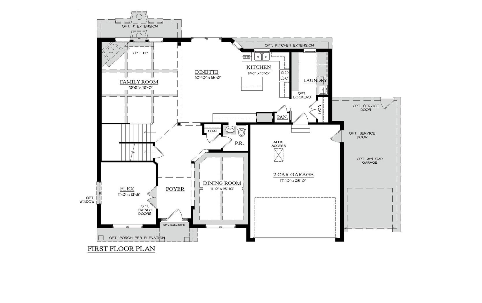 Keystone homes floor plans keystone homes floor plans for Keystone house plan