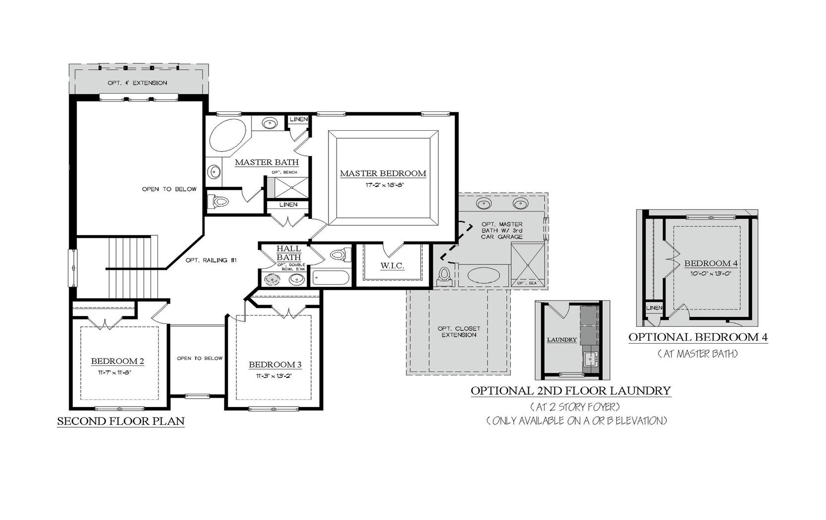 Keystone homes floor plans keystone homes floor plans 28 for Keystone homes floor plans
