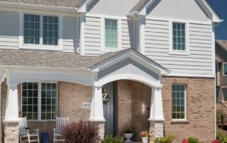 Exterior of Home for Sale in Orland Park IL