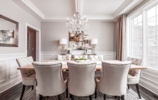 Dining Room at The Enclave at Kettering in Lemont