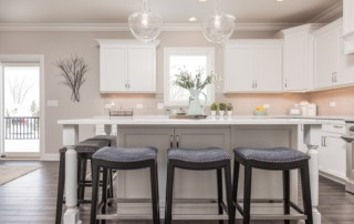 Beechen and Dill Kitchen Island in Orland Park IL