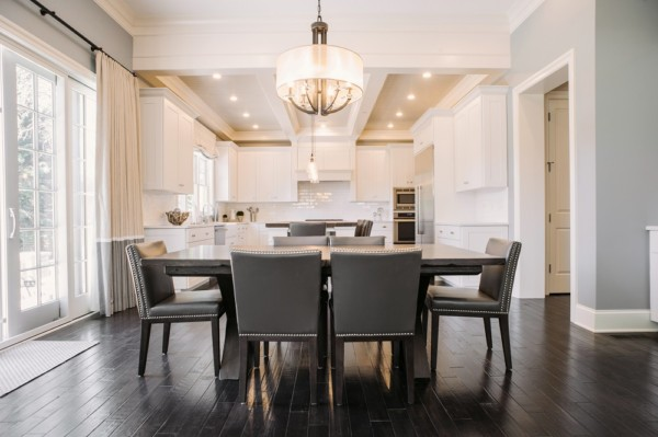 Dining Area of Beechen and Dill Homes for Sale