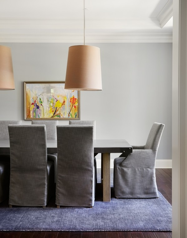 Dining Room Seating in New Homes in Orland Park