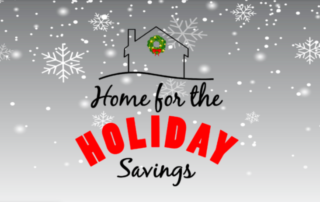 Beechen and Dill Holiday Incentive