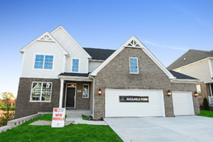 Parkside Square - Saybrook - Lot 25 - Exterior
