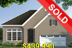 Willow Pointe - Lot 24 - Sorrento B - SOLD